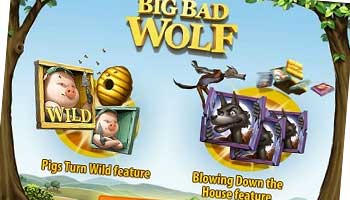 Big Bad Wolf Slot Free spins Wilds