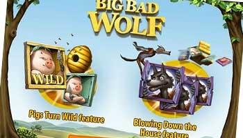 Big Bad Wolf Slot Free spins Wilds