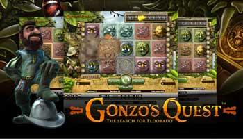 Gonzos Quest recension