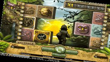 Gonzos Quest Bonus Round