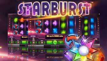 Starburst Slot Recension