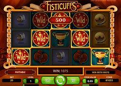 Fisticuffs-Slot-NetEnt