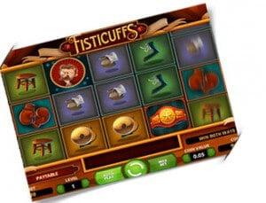 Fisticuffs-spin