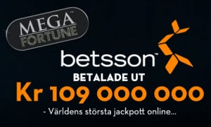 Bonuskod Betsson