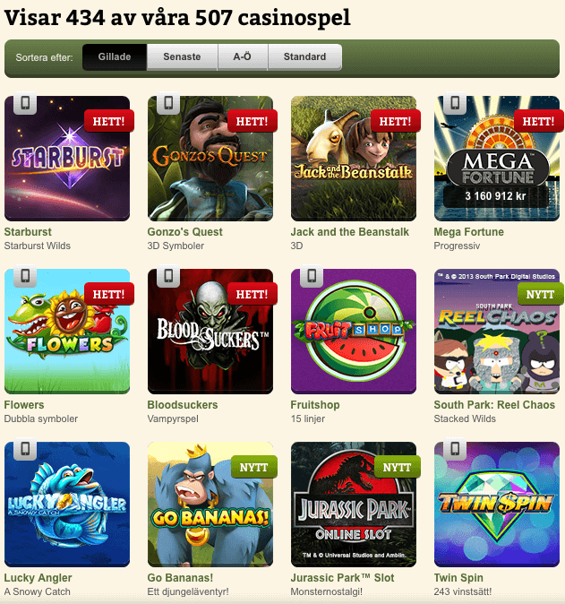 casinostugans slots