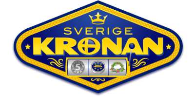 Sverigekronan Logo Linear