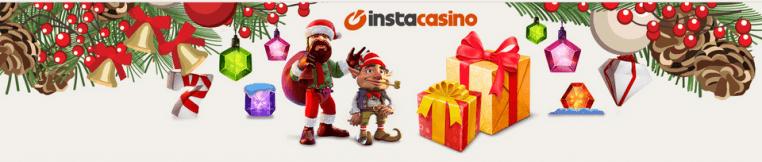 Instacasino julkalender – missa den inte!