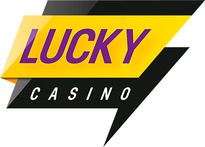 Lucky Casino Logo Linear