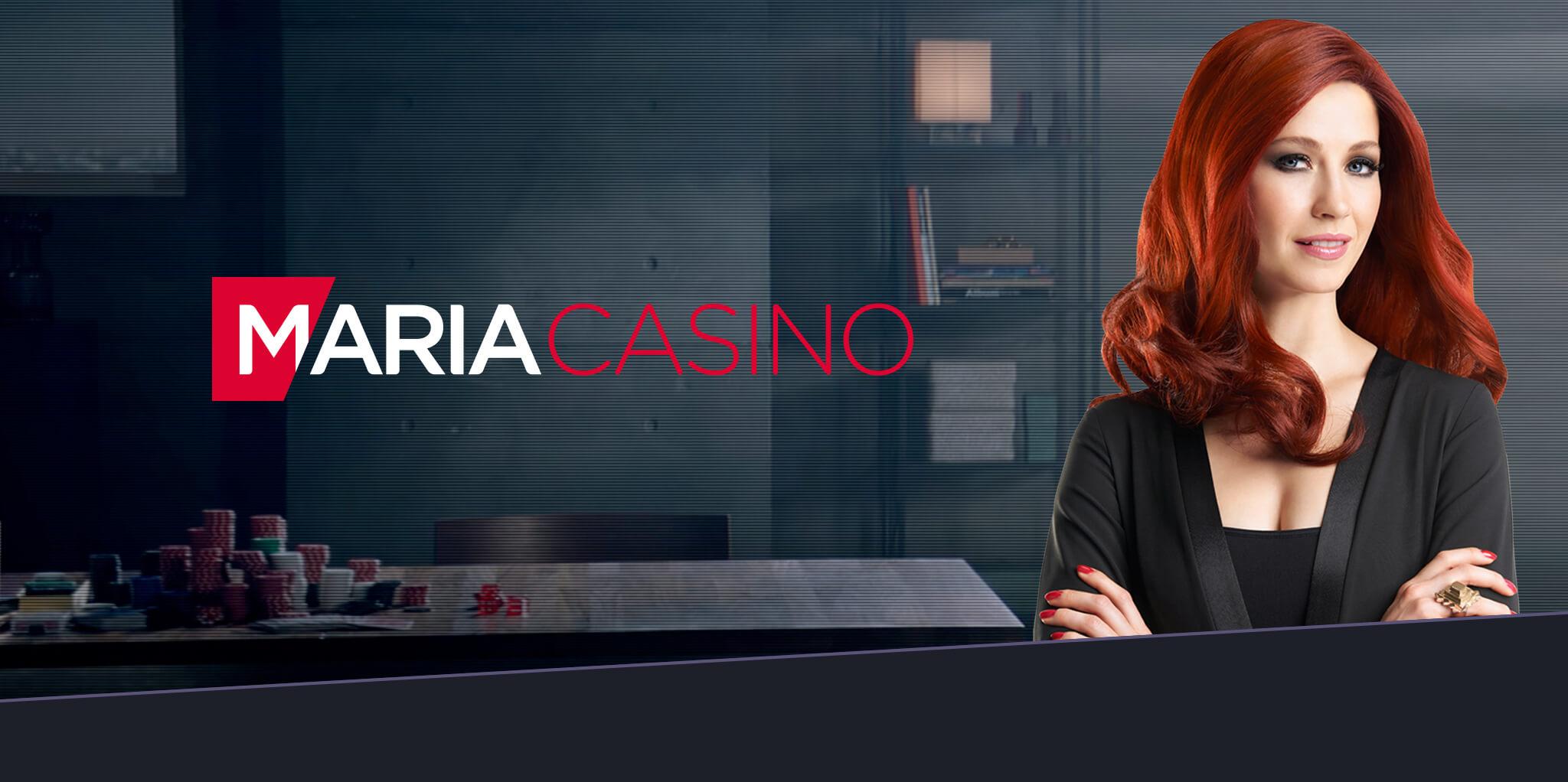 Jackpott hos Maria Casino!