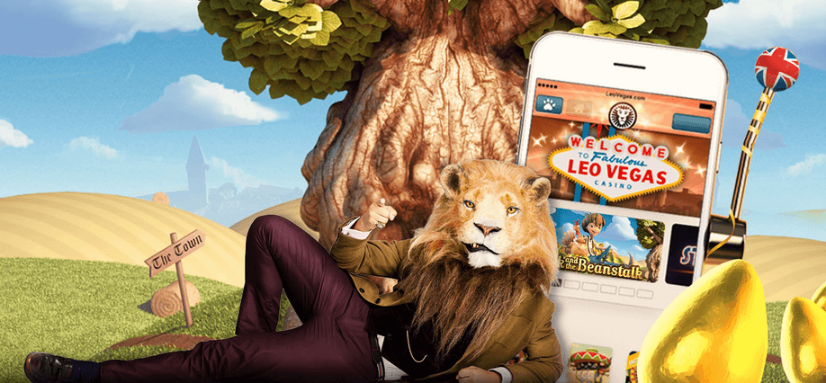 leovegas-lejon