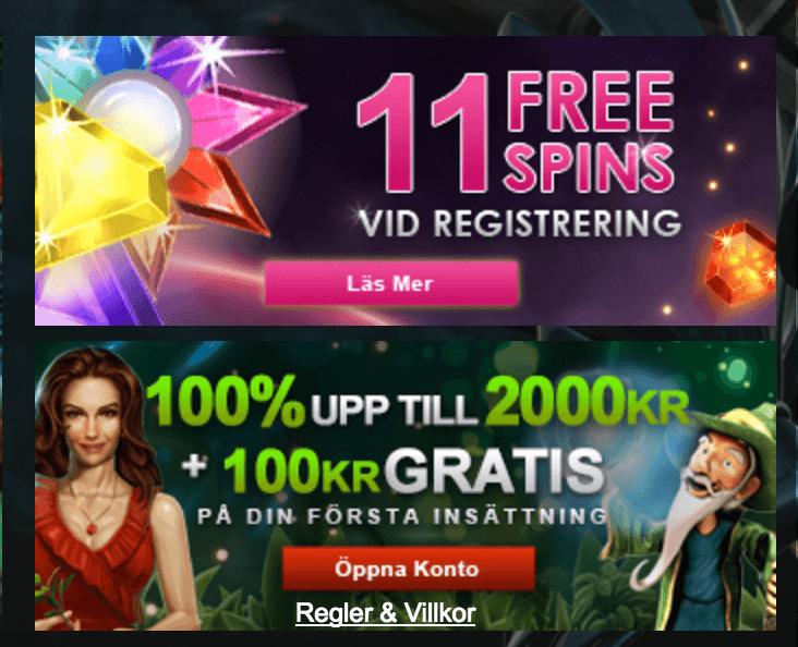 Videoslots free spins casino