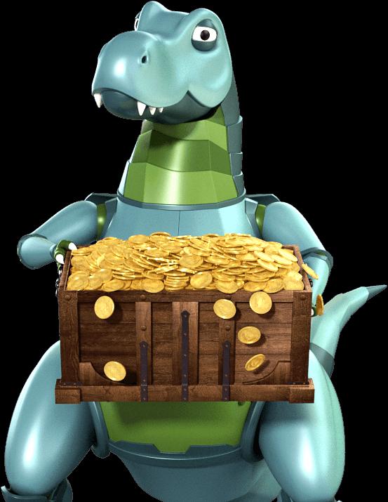Luckydino bonuskod