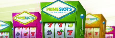 Prime Slots freespins
