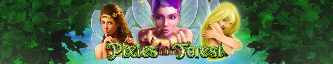 Pixies of the forest featured