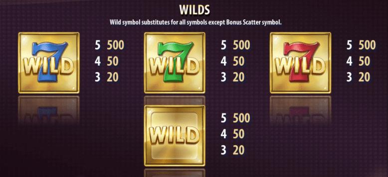 Sevens High Wild