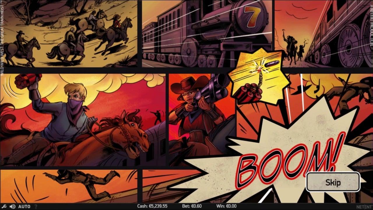 Wild Wild West Intro