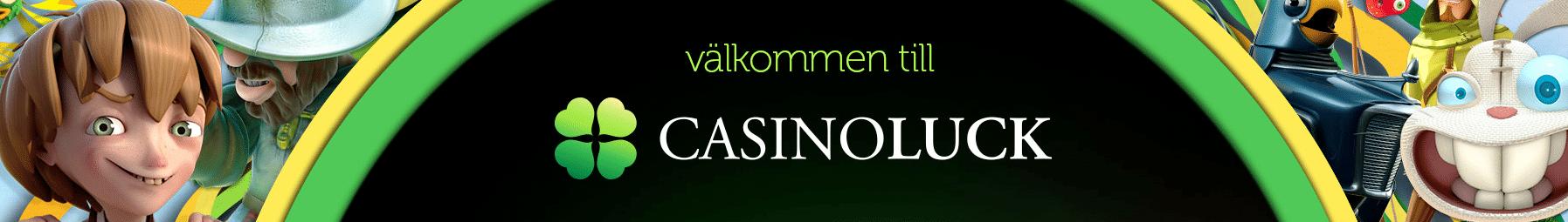CasinoLuck Header