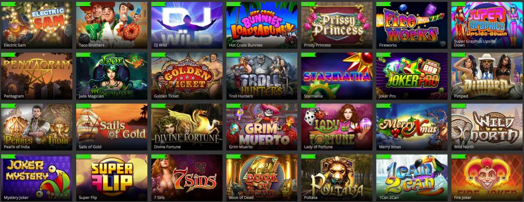 CasinoLuck Slots