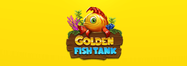 Golden Fish Tank Header