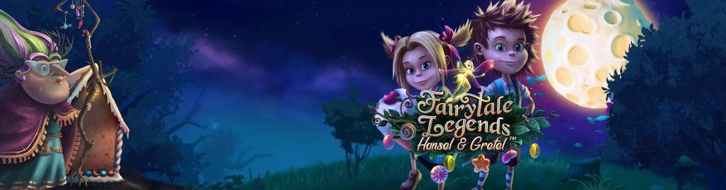 Hansel & Gretel Header