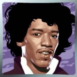 Jimi Hendrix Wild