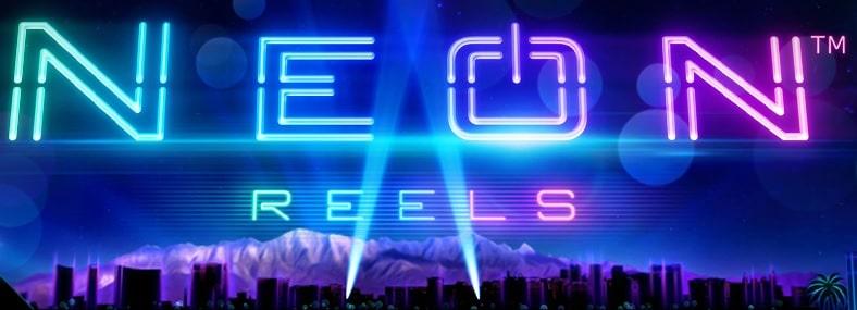 Neon Reels Header