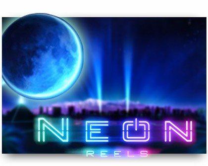 Neon Reels Moon