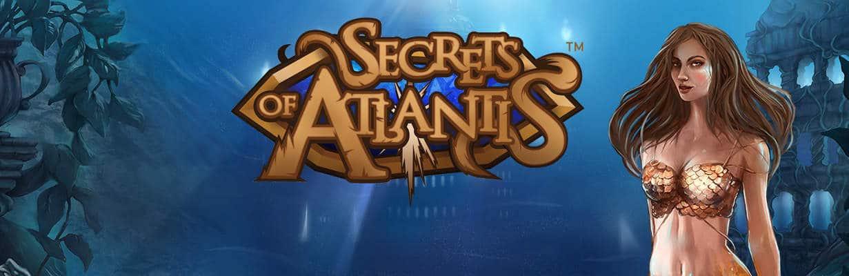 Secrets of Atlantis Header
