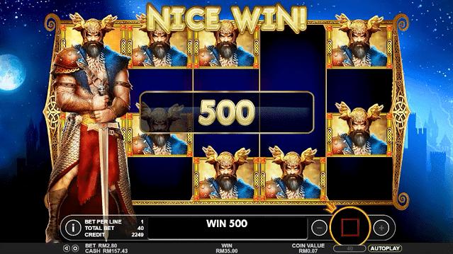 Beowulf Win