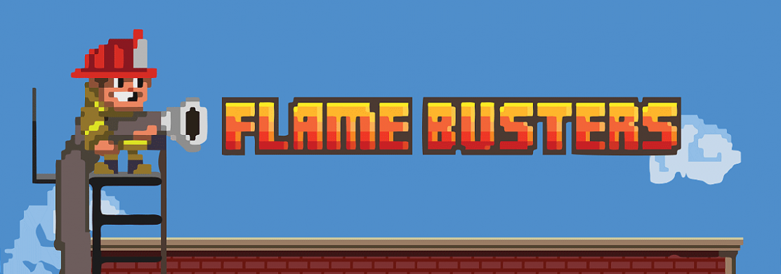 Flame Busters Header