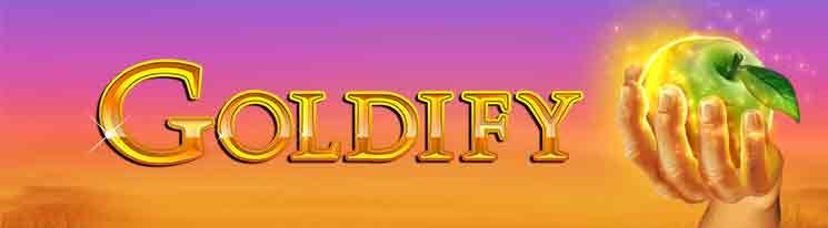 Goldify Header