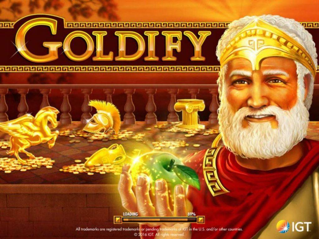 Goldify Loading