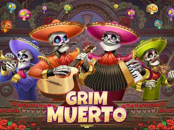 Grim Muerto 1