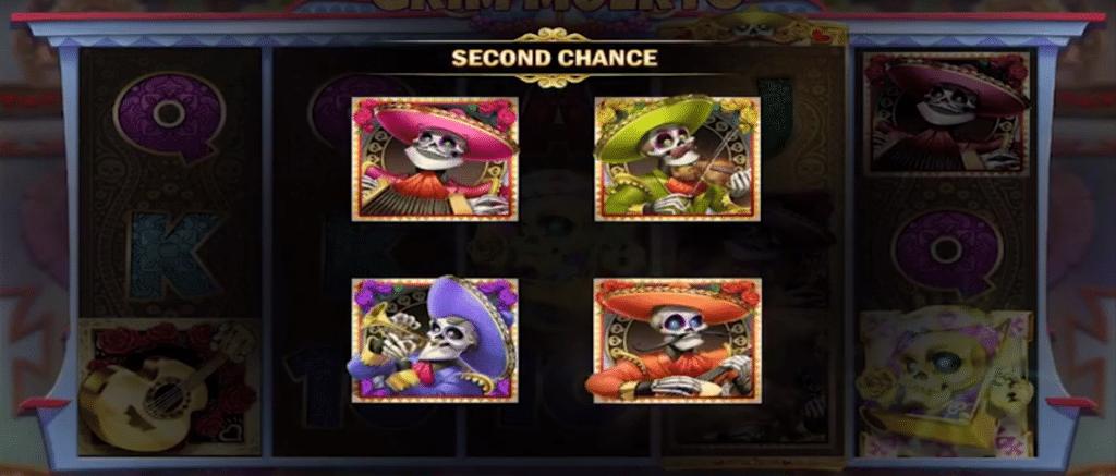 Grim Muerto Second Chance