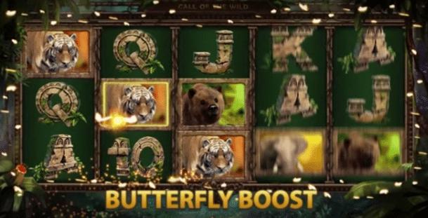 Jungle Spirit Butterfly Boost