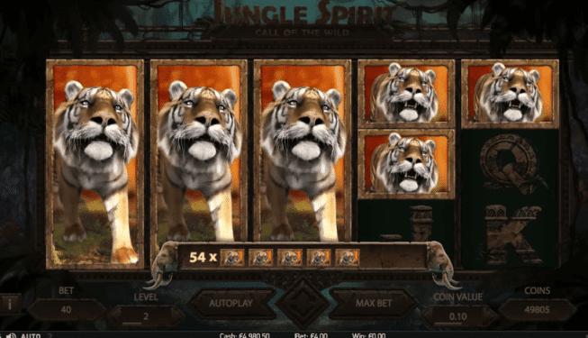 Jungle Spirit Extended