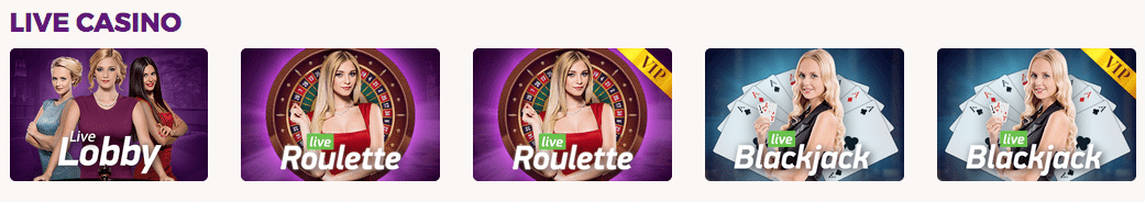 Larry Casino Live Casino