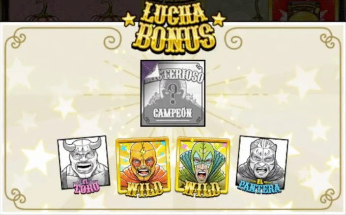 Luchadora Bonus