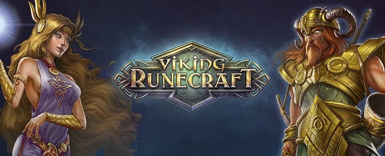 Viking Runecraft Header