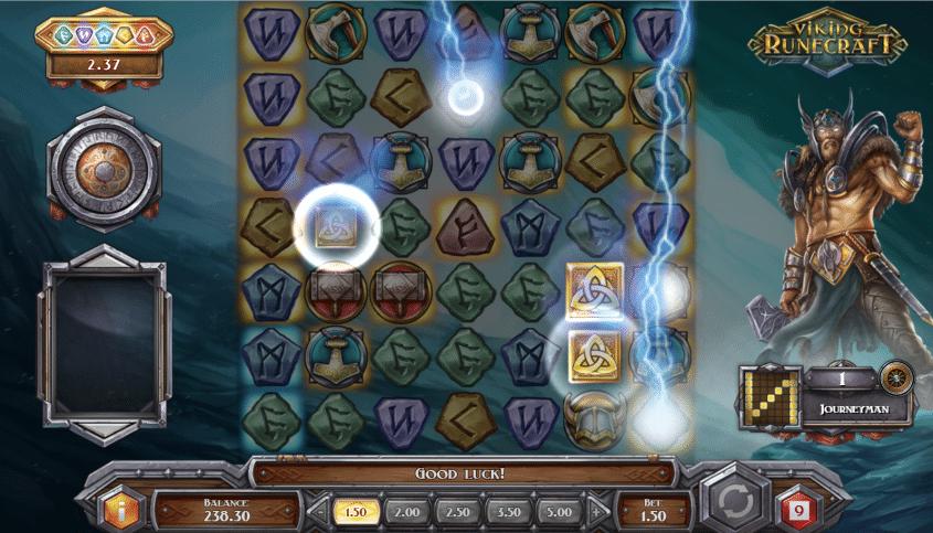 Viking Runecraft Spelplan