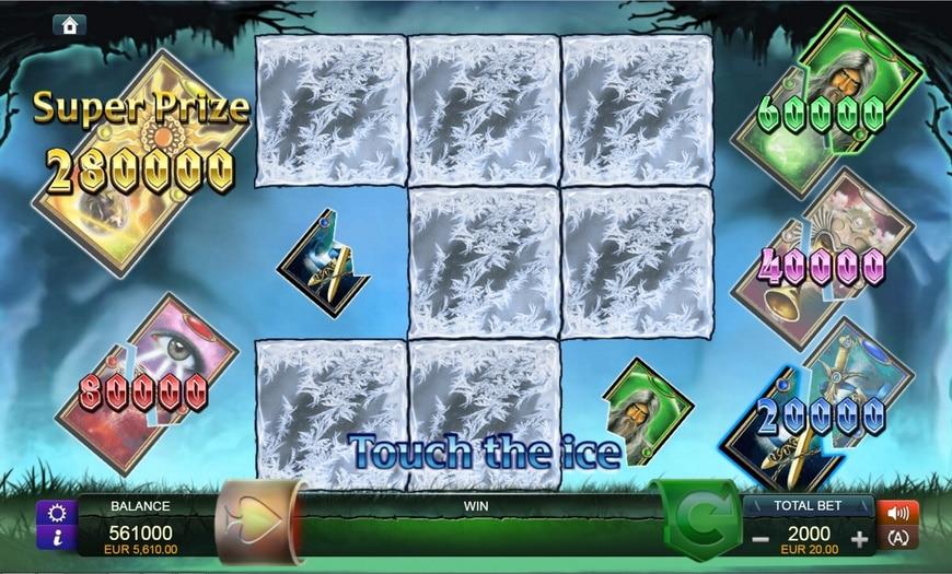 Witchcraft Bonus 1