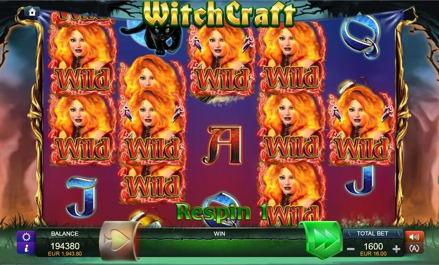 Witchcraft Bonus 2