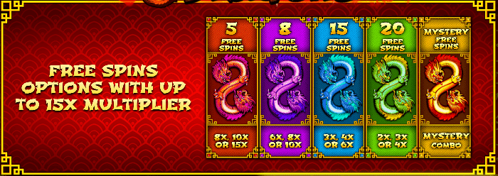8 Dragons Bonus