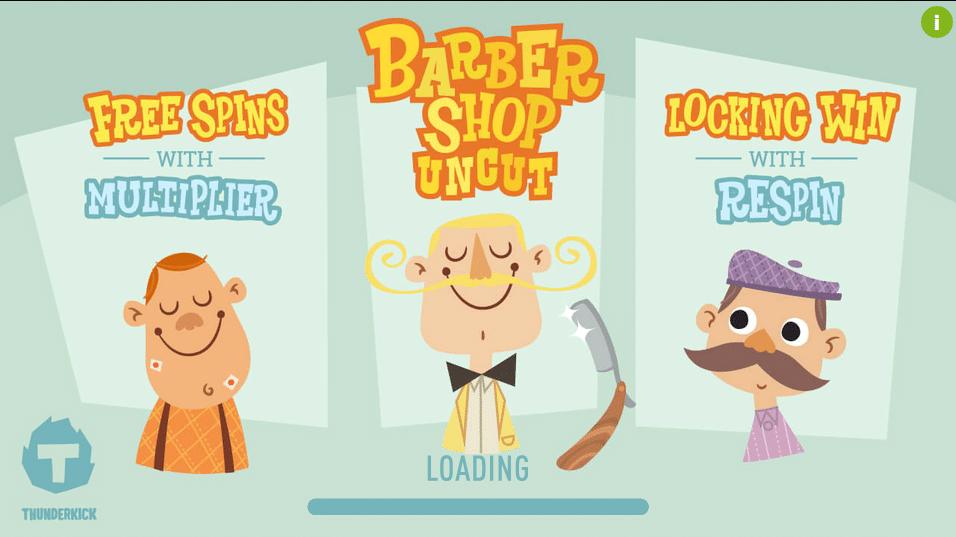 Barber Shop Bonus 1