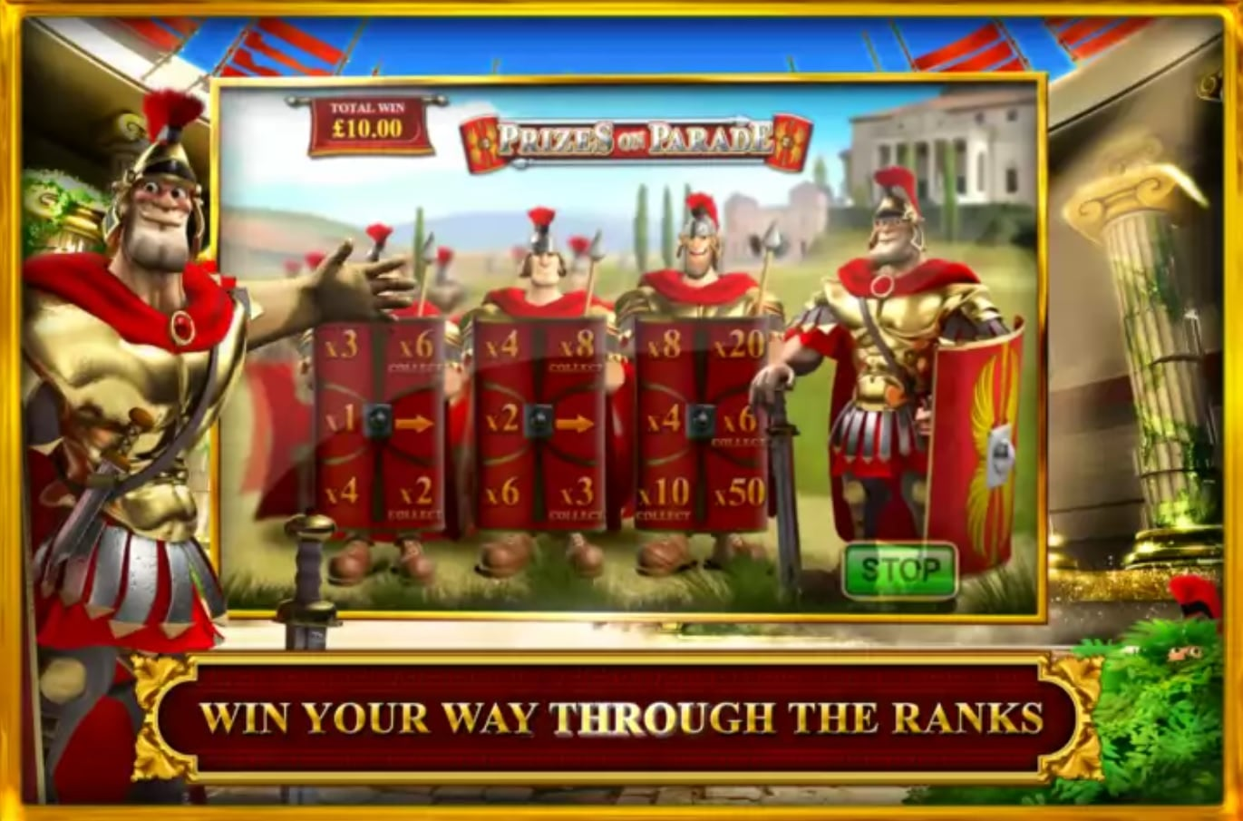 Centurion Bonus 2