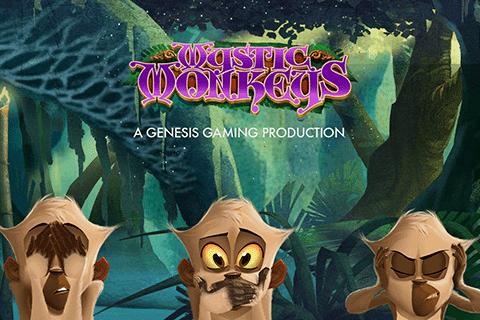 Mystic Monkeys 2
