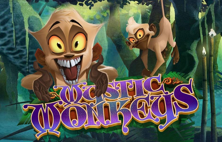 Mystic Monkeys 3
