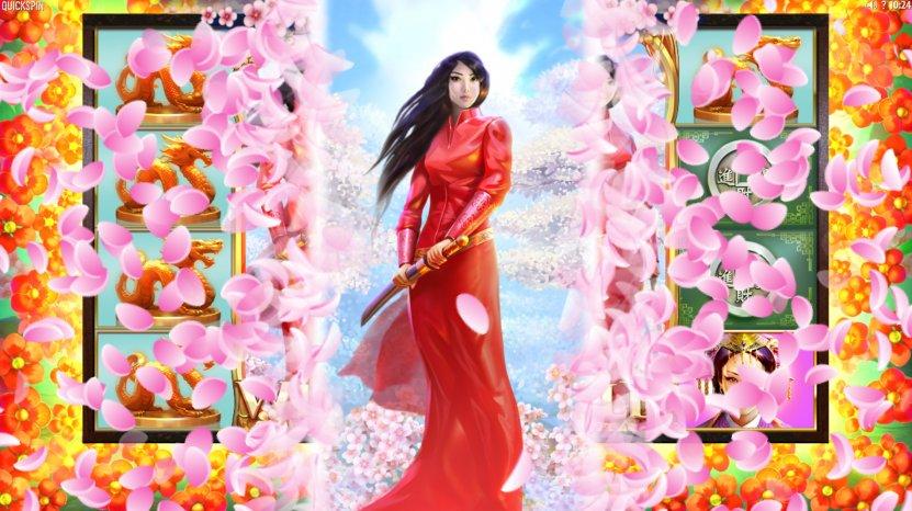 Sakura Fortune 1