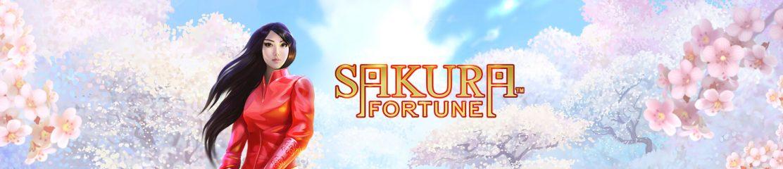 Sakura Fortune Header