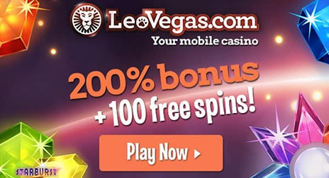 LeoVegas free spins 2017